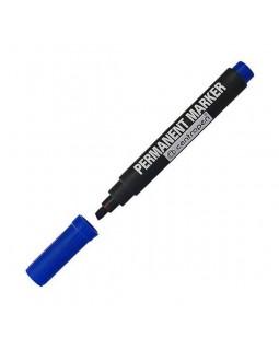 Маркер пермонентний, скошений 4,6 мм, синій, ТМ Centropen