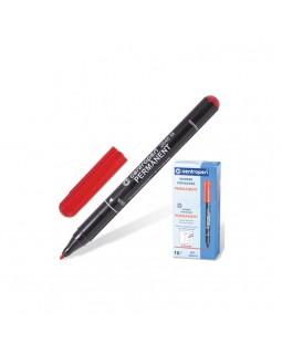 Маркер пермонентний, круглий, тонкий 1 мм, червоний, ТМ Centropen