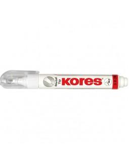 Коректор - ручка з металевим кінчиком, 10 мл