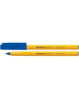 Ручка кулькова, синя, ТМ Schneider, F 505