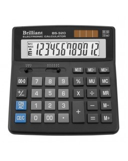 Калькулятор Brilliant BS-320