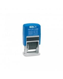 Оснастка для штампу 14 х 38 мм «Погашено» COLOP