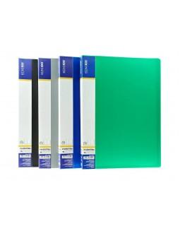Папка пластикова А4 з 10 файлами Economix,