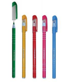 Ручка кульково - масляна, синя «Delta»