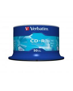 Диск CD-R Verbatim (50)