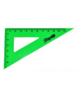 Трикутник 11 см, флуоресцентний, ТМ 1 Вересня