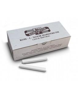 Крейда квадратна «Шкільна» біла, 100 шт., Koh-I-Noor