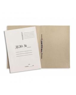 Папка А4 швидкозшивач для документів, картонна, 035 мм