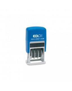 Датер - міні 4 мм, COLOP