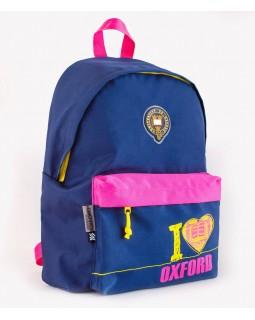 Рюкзак підлітковий «OX-15. I love OX» 42 х 29 х 11 см