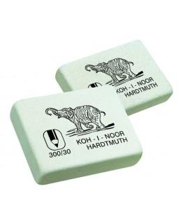 Гумка прямокутна, м'яка «Слон» Koh-i-Noor