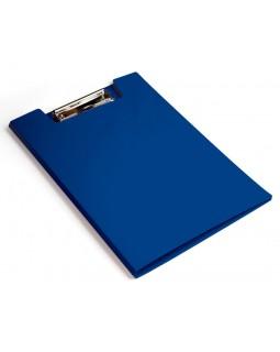 Папка - планшет А4 з затиском, синя