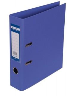 Папка - реєстратор А4 ELITE двостороння, збірна, 70 мм, PP, фіолетова.