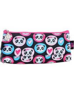 Пенал м'який «Lovely panda» 20 х 8 х 3 см