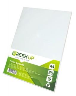 Папір А4 80 гр/м2, 100 арк. «Fresh Up»