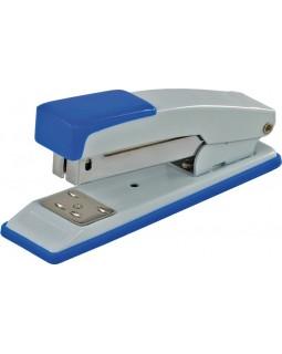 Степлер металевий до 20 арк., скоба № 24, 26, JOBMAX, синій.