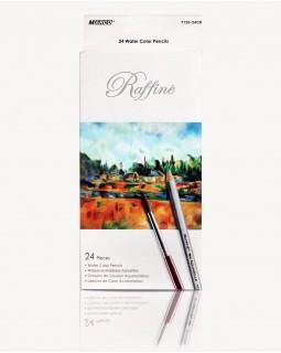 Олівці акварельні 24 кольорів «Reffine» ТМ Marco