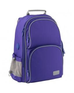 Рюкзак шкільний Kite Education «Smart» синій 38х28х15 см