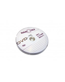 Диск Nanotex DVD-R 4,7 Gb 16x Bulk 10 pcs