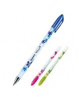 Ручка кулькова, синя «Milagro» в асортименті, ТМ Axent