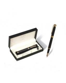 Ручка 903 чорнильна,чорний корпус,в картон.пеналі,ТМРісаѕѕо